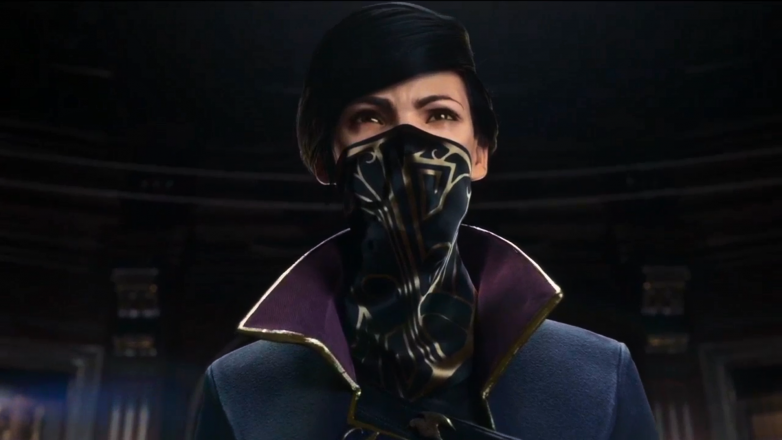 Emily Kaldwin as she appears in the Dishonored 2 E3 trailer