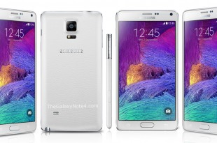 The Note 5 will have an all-metal design and not feature a faux-leather back, like its predecessor (shown above)