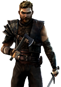 Asher Forrester, one of the main characters of A Nest of Vipers