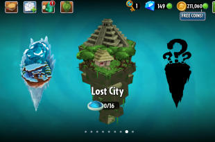Plants Vs. Zombies 2: Lost City