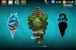 Plants Vs. Zombies 2: Lost City