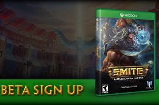 Smite Xbox Open Beta