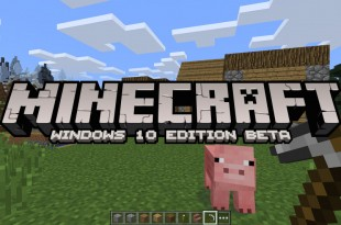 Windows 10 Minecraft Beta