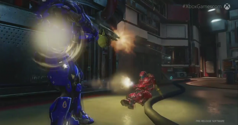 Welcome to the new generation of Halo warfare.
