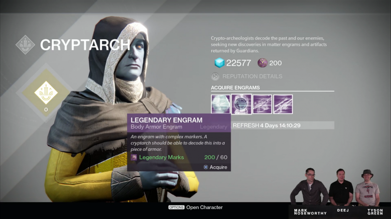 Bungie promises that those are legitimate Legendary Engrams that don't drop lower quality items.