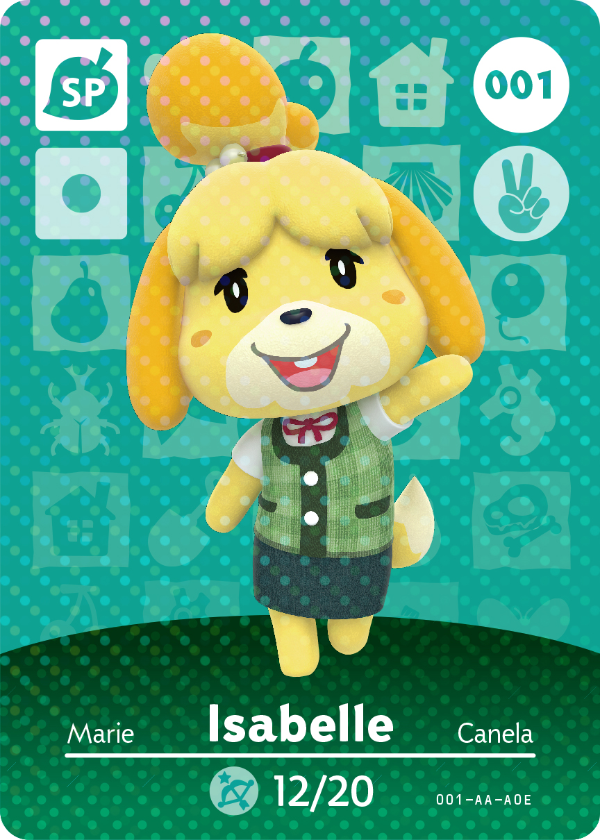 Animal Crossing Happy Home Designer Harriet