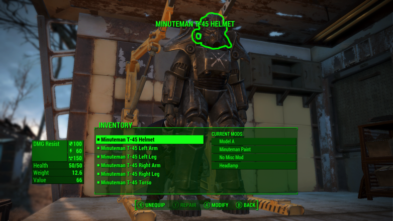 No more Power Armor training required, because you can get a set withing the first couple of story quests