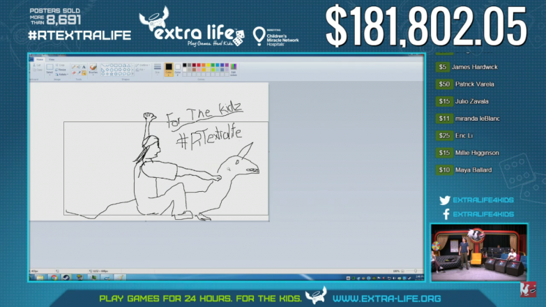 A 100% accurate drawing of Jon riding a velociraptor