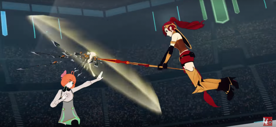 If you thought you knew brutal gladiatorial combat before, think again