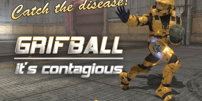 GRIFBALL...Catch_the_Disease