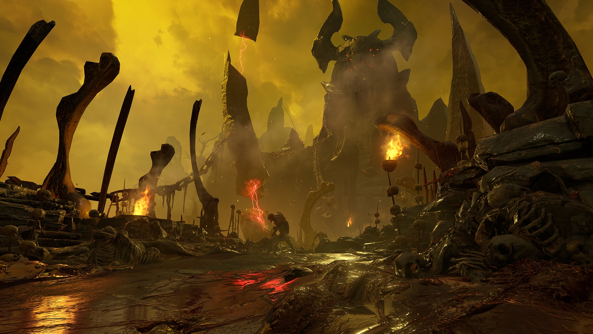 DOOM Review – To Hell and Back – Load the Game