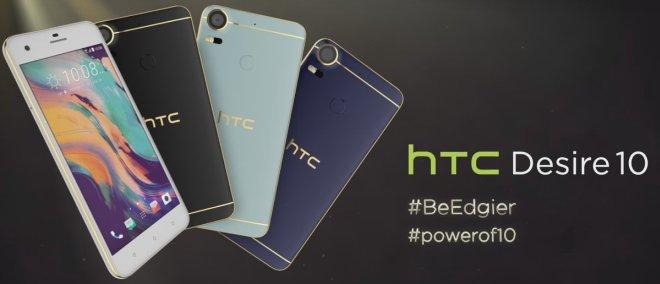 HTC Desire #beedgier #powerof10