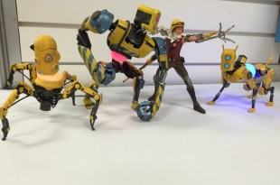 ReCore is getting collectible figures