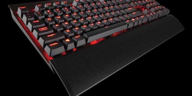 K70 Lux Gaming Keyboard