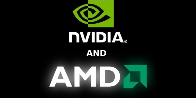 Nvidia and AMD cards comparison