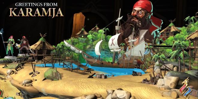 piratekaramja