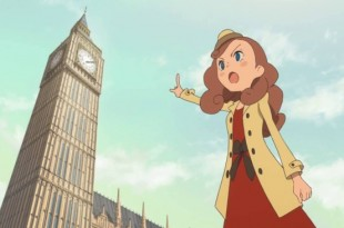 professor layton returns
