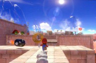 3D Mario Nintendo Switch