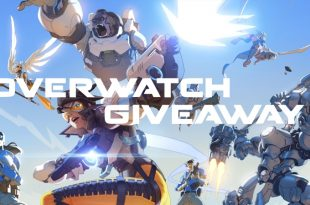 overwatch giveaway contest