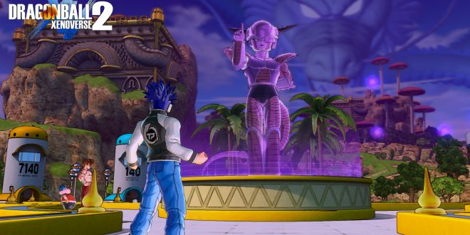 Dragonball Xenoverse 2 First DLC Pack