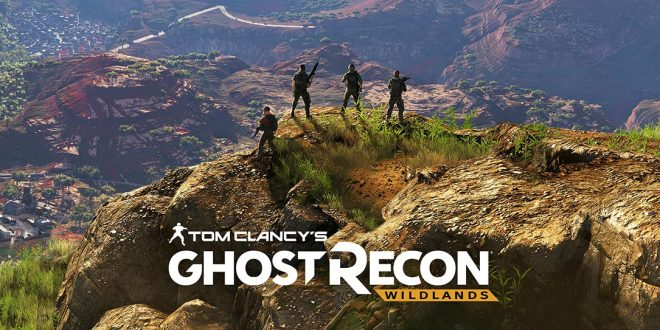 Ghost Recon returns with Ghost Recon Wildlands in March 2017 with a sprawling open world.