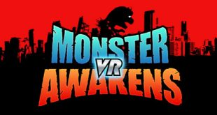 VR Monster Awakens is a destruction-filled arcade game geared towards fun times with friends.