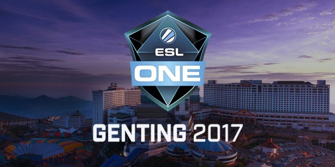 Dota 2 kicks off an explosive new year at ESL One Genting.