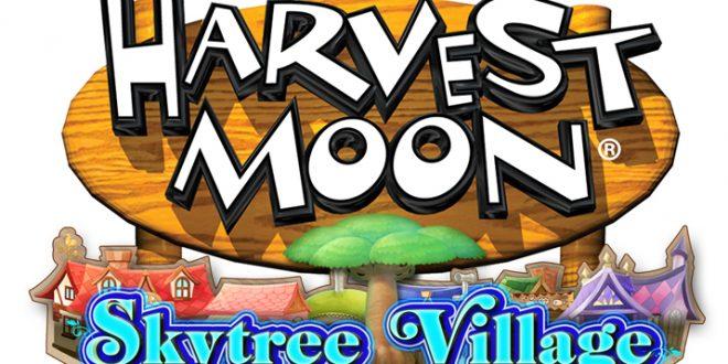 Harvest Moon Skytree Village DLC
