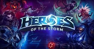 Although Heroes of the Storm is partially free, it will be completely free this weekend.