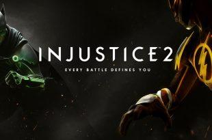Injustice 2 - the second installment in Warner Bros' dark superhero fighting game series.