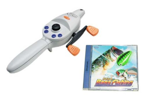 Sega dreamcast fishing