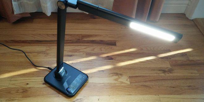 Betek detachable lamp