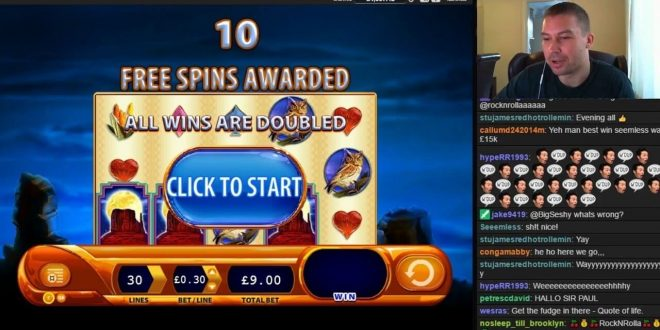 How much do casino streamers earn