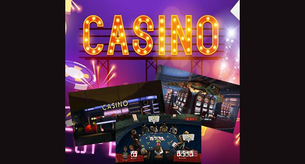 5 Video Games that feature a Casino Game