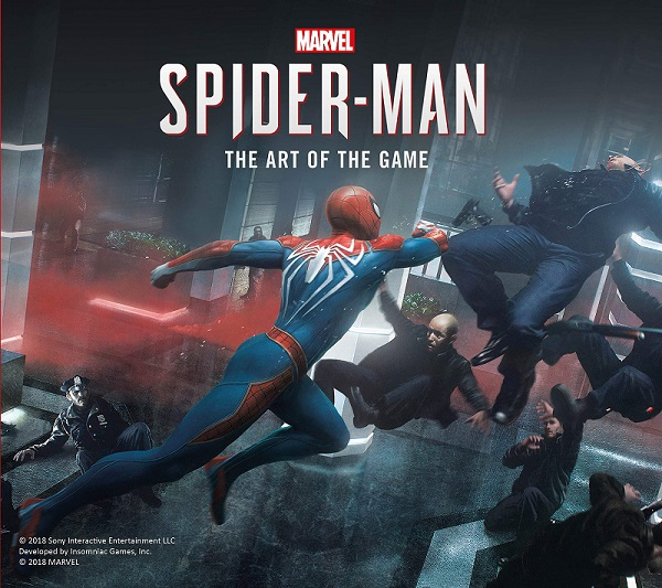 Marvel's Spider-Man: The Art of the Book price, cover, release date