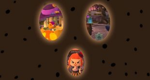 AC Pocket Camp Halloween