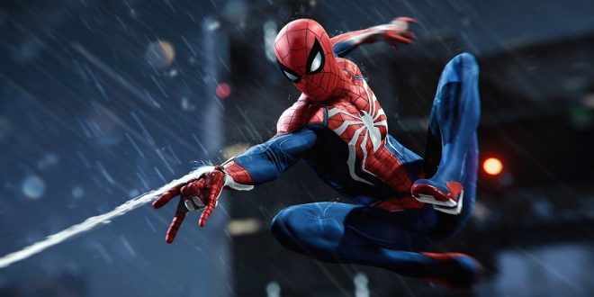 Spider-Man PS4 fastest-selling PS game ever
