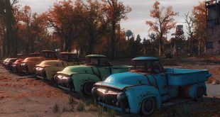 Fallout 4 drivable cars