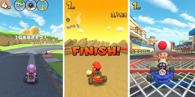 Mario Kart Tour Microtransactions