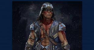 Mortal Kombat 11 Nightwolf leak