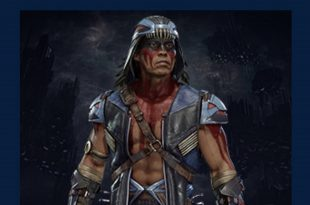 Mortal Kombat 11 Nightwolf leak