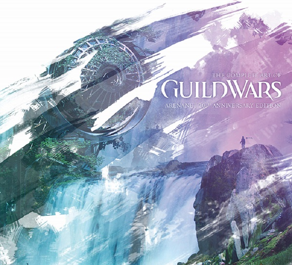 The Complete Art of Guild Wars cover