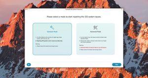 TunesKit iOS recovery 2
