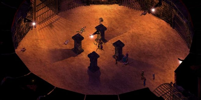 Baldur's Gate 1 & 2 Switch Download File Size