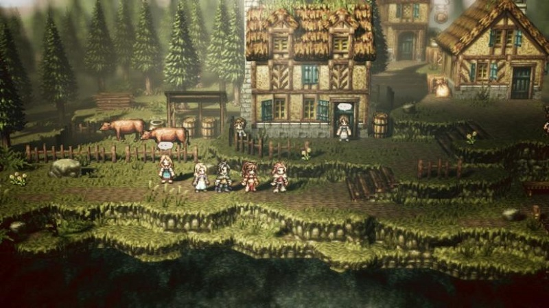 Octopath Switch