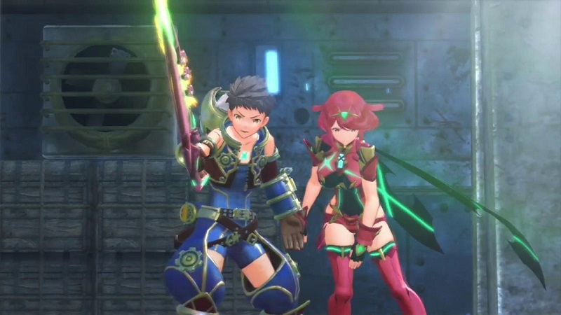 Xenoblade Chronicles 2 RPG Switch