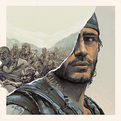 Days Gone Vinyl soundtrack