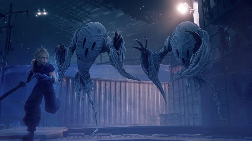 Final Fantasy VII Remake ghosts