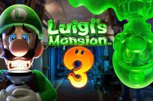 Luigi's Mansion 3 ESRB