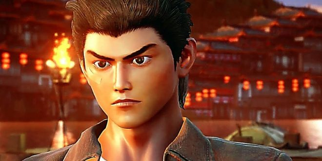 Shenmue 3 feature